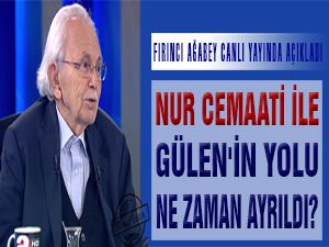 Nur Cemaati ile Gülen'in yolu ne zaman ayrıldı?