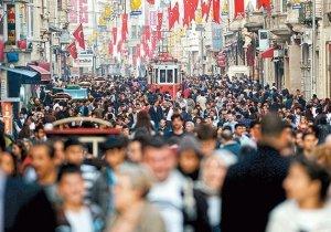 Avrupa'nın en genç nüfusu Türkiye'de
