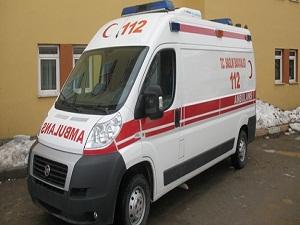 Hastalar, 'sandığa' ambulansla taşınacak