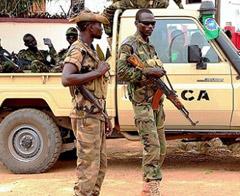 Orta Afrika Cumhuriyeti'ndeki olaylarda 20 kişi öldü