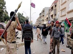 Mısır'dan Libya uyarısı