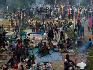 Orta Afrika Ruanda olmasın'