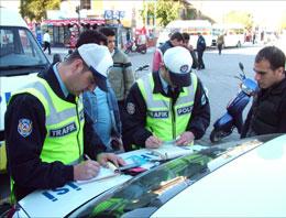 Trafik cezaları 400 milyon liraya ulaştı