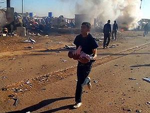 Suriye'de Mart ayı bilançosu: 2 bin 867 ölü