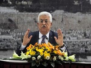 Filistin, uluslararası imzalar için saygı istedi