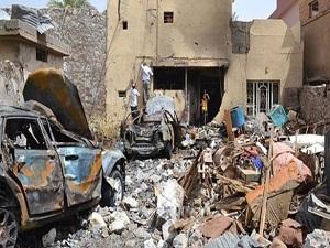 Irak'ta mart ayında 748 kişi hayatını kaybetti
