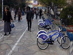Akıllı bisikletler yolda