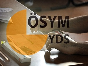 YDS, pazar günü yapılacak
