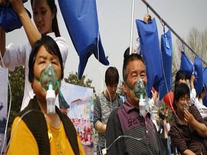 Hava kirliliğine bakın nasıl çare buldular