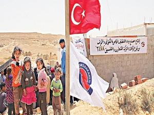 TİKA sınırları Tunuslular da engelleri aştı