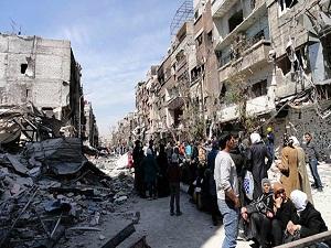 BM: Suriye ekonomisi en az 30 yılda düze çıkar