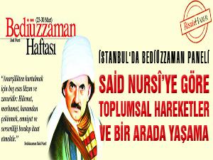 Said Nursî'ye göre toplumsal hareketler ve bir arada yaşama