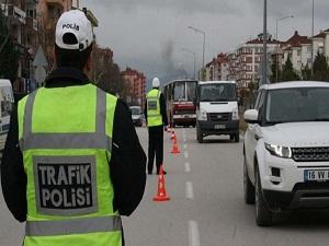 Trafikte sürpriz para cezası dönemi son buluyor