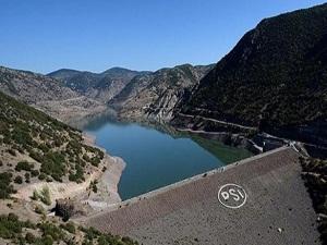 Barajların doluluk oranları ölçüldü