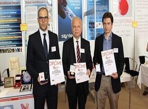 Türk mucitlere uluslararası fuarda 3 ödül