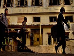 Myanmar'da Müslümanlara şiddet