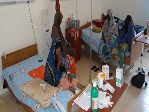 Somali'deki Türk hastanesi umut oldu