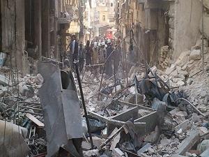 Suriye'de Esed'in saldırıları sürüyor!