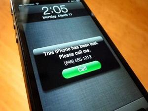 iPhone'umu Bul uygulamasını kullananlar dikkat