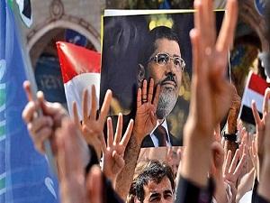 Mısır cuntasına Ayasofya Camii'nde protesto