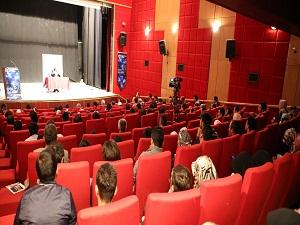 El-Cezire fetihlerinin komutanı Ka'ka B.Amr Şırnak'ta anlatıldı