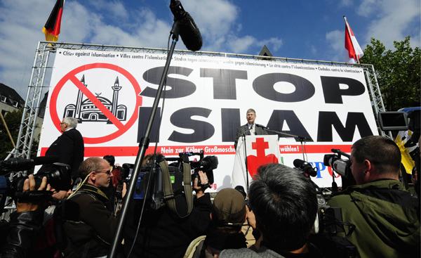 """Avrupa'ya """"ırkçılık ve islamofobi"""" uyarısı"""