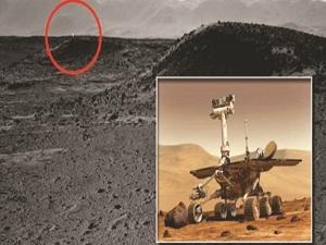 Mars'taki ışığın sırrı çözülemiyor