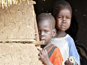 Savaştan kaçtılar açlıkla mücadele ediyorlar