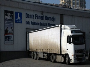 Ankara'ya yerleşen Suriyeli ailelere yardım