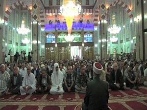 Erbil'de bir camide hutbeler Türkçe okunacak