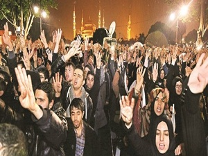 Ayasofya'dan idamlar iptal edilsin mesajı