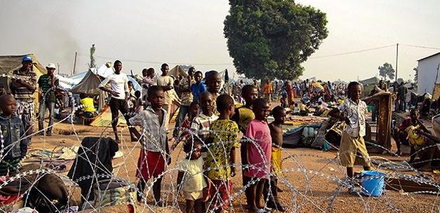 BM'den Orta Afrika'ya barış gücü
