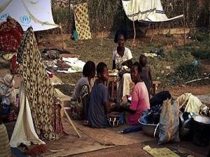 Orta Afrika Cumhuriyeti çöküyor!
