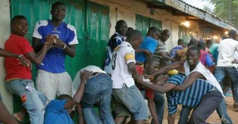 Orta Afrika Cumhuriyeti çöküşün eşiğinde