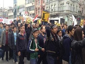 Yurt genelinde Cuma sonrası idam protestoları
