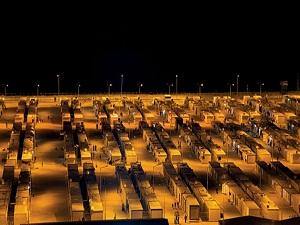 Kilis'te kamp dışında 32 bin Suriyeli var
