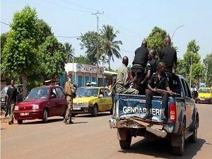 Orta Afrika'da şiddet sürüyor