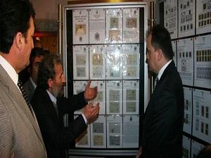 Osmanlı dönemi pulları görücüye çıktı