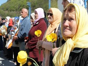 Srebrenitsalı kurbanlar anıldı