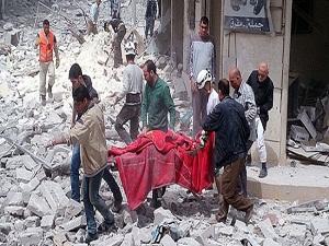 Suriye'de 67 kişi öldü
