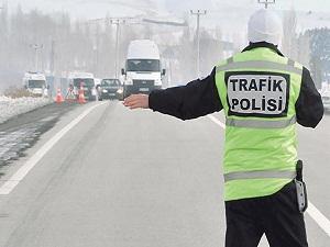 2 ayda 93 sürücü uyuşturucu yüzünden ehliyetini kaybetti