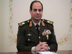 Sisi resmi başvurusunu yaptı