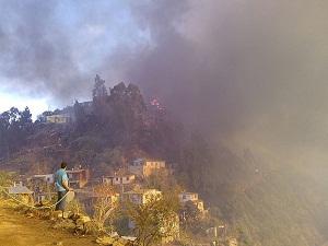 Şili'deki orman yangınında ölü sayısı artıyor