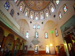 Tarihi Kaleiçi Cami Restore Edildi