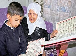 Kur'an öğrettikçe ferahlıyorum