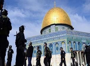 Kudüs'te İsrail şiddeti