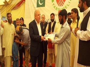 Pakistanlılar 'Eyüp Sultan' köyüne kavuştu