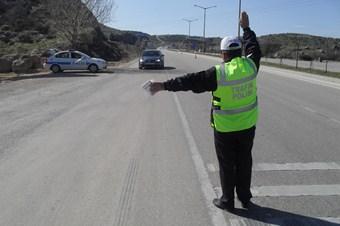 Afyon'da hız sınırları yeniden belirlendi