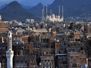 Bab el-Yemen'de akşam ezanı akustiği