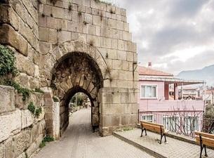 Amasra Kalesi için UNESCO seferberliği